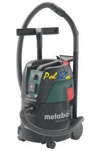 Пылесос влажной и сухой уборки Metabo ASA 25L PC