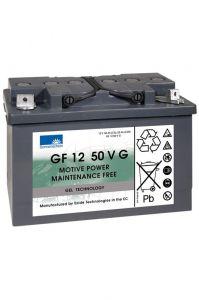Аккумуляторная батарея GF 12 50 V G (50 Ah)