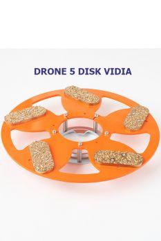 Диск (дрон 5) VIDIA с 5 вставками