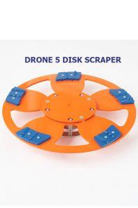 Диск (дрон 5) SCARPER с 5 вставками
