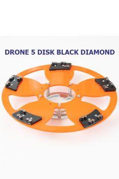 Диск (дрон 5) чёрный алмаз (BLACK DIAMOND)