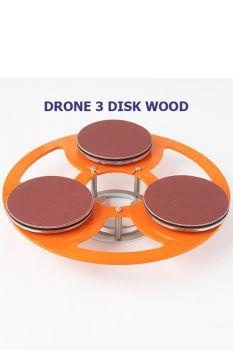 Диск (дрон 3) для дерева DISK WOOD