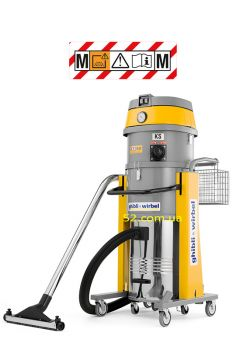 Промышленный пылесос Ghibli&Wirbel AS 40 KS M