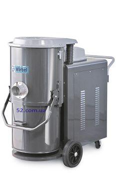Индустриальный пылесос Wirbel - T 55. 7,5 Hp, 380 V