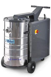 Промышленный пылесос Wirbel - T 54. 5,5 Hp, 380V