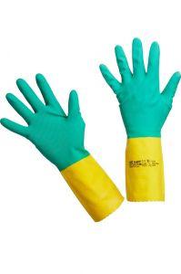 Перчатки усиленные Vileda Professional нитриловые