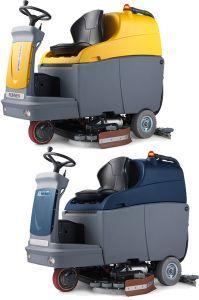 Поломоечная машина с сиденьем R150 FD85