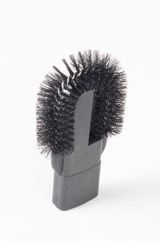 Щелевая насадка с ворсом для пылесоса под шланг Ø-32 мм