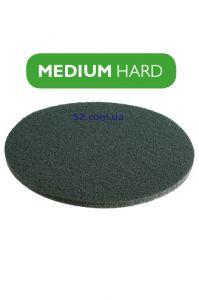 """Пад зеленый для полотеров 430 мм 17"""""""
