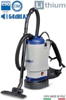 Аккумуляторный ранцевый пылесос Wirbel W1 SWIFT