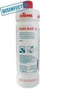 Дезинфицирующее чистящее кислотное средство AciDes