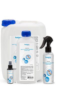 Дезинфицирующее жидкое средство для обработки рук HELPIX
