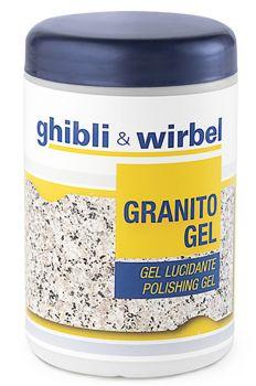 Гель для полировки камня на основе кварца Granito Gel 1 кг