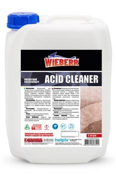 Кислотный ополаскиватель для ковров Acid Cleaner Wieberr