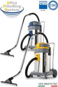 Мощный однотурбинный пылесос для влажной и сухой уборки WD 50 I UFS