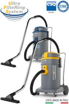 Мощный однотурбинный пылесос для влажной и сухой уборки WD 50 P UFS