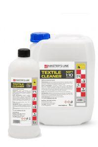 Средство для химчистки салона автомобиля и мебели Textile cleaner soft