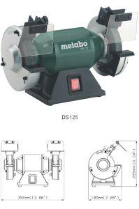 Точильный станок Metabo DS 125 (Метабо ДС 125)
