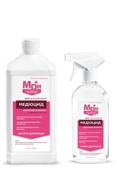 Медиоцид - дезинфицирующее средство для поверхностей