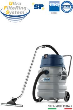 Двухтурбинный пылесос Wirbel 98 PD SP