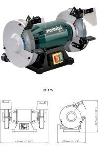 Электроточило Metabo DS 175 (диаметр круга 175 мм)