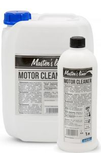 Химия для мойки двигателя Motor Cleaner Хелпикс