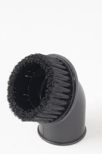 Щетка круглая с ворсом для сухой уборки на пылесос Ø-50 мм