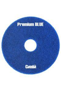 Пад синий для частой уборки 430 мм (17 дюймов) слабоабразивный