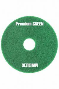 Не агрессивный зеленый пад класса премиум 430 мм (17 дюймов)