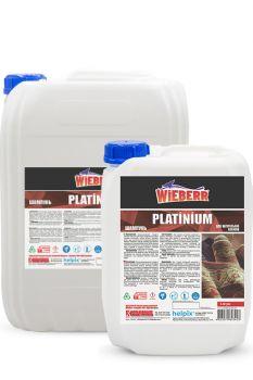 Шампунь для чистки ковров Platinium Wieberr