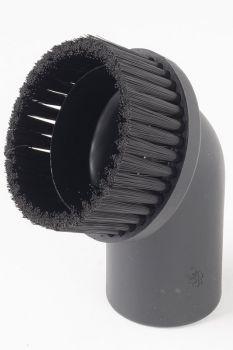 Щетка круглая с ворсом на пылесос для сухой уборки Ø-40 мм