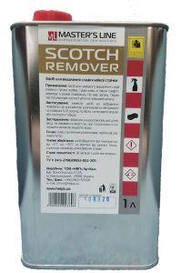 Средство удаления клейкой ленты (скоча) Scotch Remover
